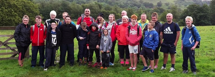 WSKO Cadair Idris Sponsored Walk 2015
