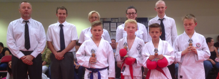 Camarthenshire Open 2014