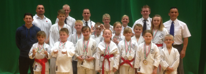 WKGB Welsh Open Championships