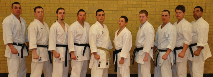Welsh Shotokan Karate Organisation - Instructors